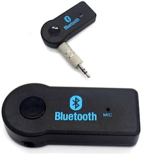 Shopline Attractive Car Bluetooth 3.5 mm jack Car Kit Best fit with your all Car Models
