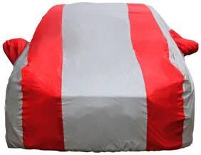 Auto Oprema Arc Body Cover Silver and Red;City