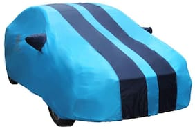 Auto Oprema Arc Body Cover Sky Blue and Dark Blue;Creta