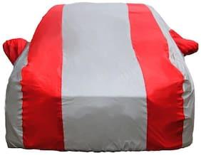 Auto Oprema Arc Body Cover Silver and Red;SX4