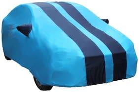 Auto Oprema Arc Body Cover Sky Blue and Dark Blue;Grande Punto