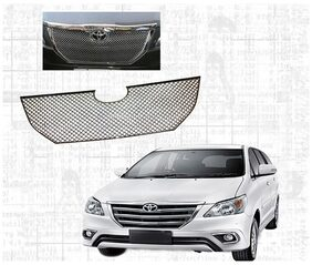 Auto Pearl Premium Quality Car Chrome Front Grill For Toyota Innova New Model