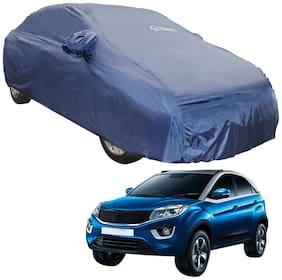 Autofurnish Parker Blue Car Body Cover For Tata Nexon (Blue)