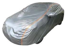 Autofurnish Acho Car Body Cover For Hyundai Elite i20 - Acho Silver