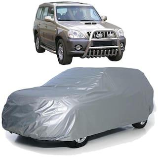 Autofurnish Silver Car Body Cover For Hyundai Terracan