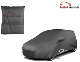 Autofurnish Premium Grey Car Body Cover For Maruti Alto 800 - Grey