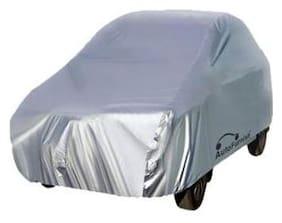 Autofurnish Silver Car Body Cover For Hyundai i20 - Silver