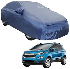 Autofurnish Parker Blue Car Body Cover For Ford EcoSport (Blue)