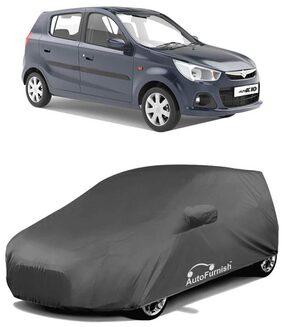 Autofurnish Premium Grey Car Body Cover For Maruti Alto K10 - Grey