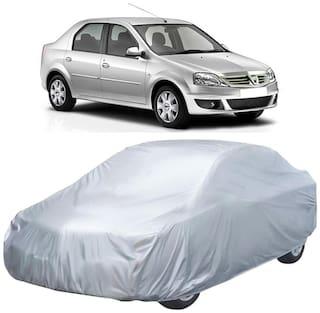Autofurnish Silver Car Body Cover For Mahindra Verito