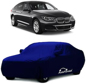 Autofurnish Parker Blue Car Body Cover For BMW 5 Series