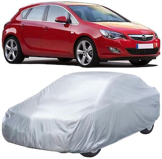 Autofurnish Silver Car Body Cover For Opel Astra