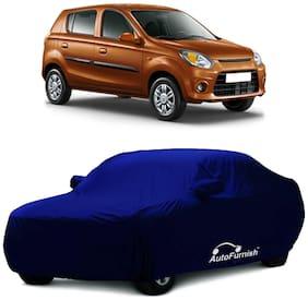 Autofurnish Parker Blue Car Body Cover For Maruti Alto 800