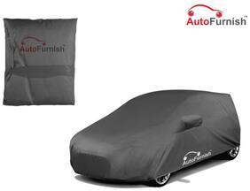 Autofurnish Premium Grey Car Body Cover For Hyundai Fluidic Verna 4S - Grey