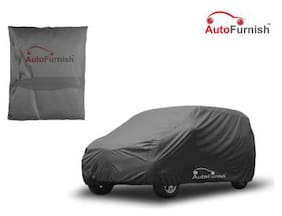 Autofurnish Matty Grey Car Body Cover For Maruti Alto - Grey