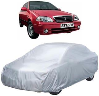 Autofurnish Silver Car Body Cover For Maruti Suzuki Esteem