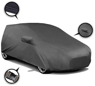 Autofurnish Car Body Cover For Maruti Alto 800 - Premium Grey