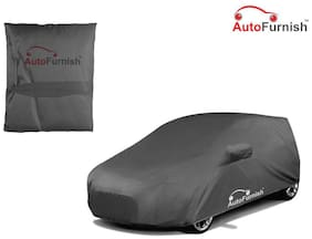 Autofurnish Premium Grey Car Body Cover For Hyundai Grand i10 - Grey
