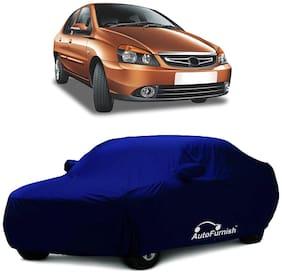 Autofurnish Parker Blue Car Body Cover For Tata Indigo CS