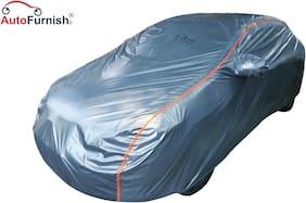 Autofurnish Acho Car Body Cover For KIA Sonet 2020 - Acho Blue