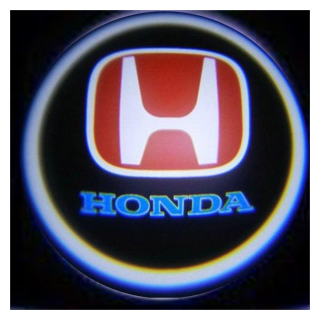 Autofurnish Car Door Welcome Light LED Projection Ghost Shadow Light Laser Honda Logo