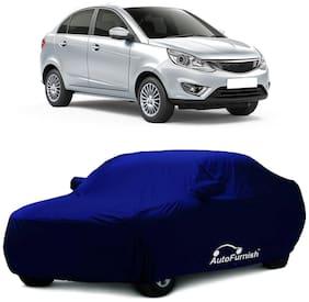 Autofurnish Parker Blue Car Body Cover For Tata Zest