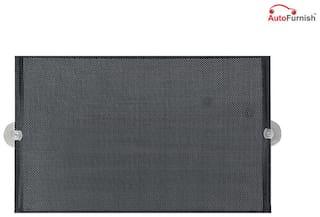 Autofurnish Universal Stick on Curtain For Car Windows Set of 2Pcs