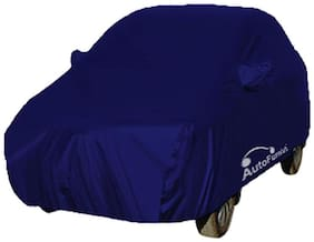 Autofurnish Car Body Cover For Maruti Maruti 800 - Parker Blue