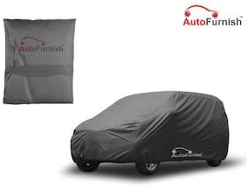 Autofurnish Matty Grey Car Body Cover For Toyota Etios Liva - Grey