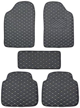 Autofurnish 2D Premium Car Mats For Mahindra XUV 500 - Black