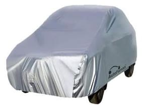 Autofurnish Silver Car Body Cover For Tata Tiago - Silver