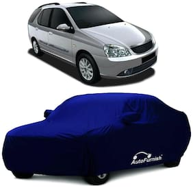 Autofurnish Parker Blue Car Body Cover For Tata Indigo Marina