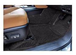 Autofurnish 7D Curly Custom Fitted Car Mats For Maruti Suzuki Baleno - Black