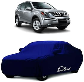 Autofurnish Parker Blue Car Body Cover For Mahindra XUV500