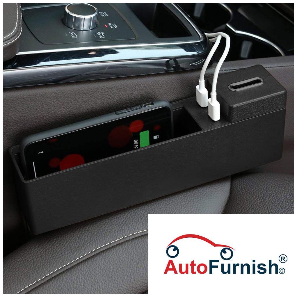 AutoFurnish Universal Car Double Bottle Drink Cup Holder