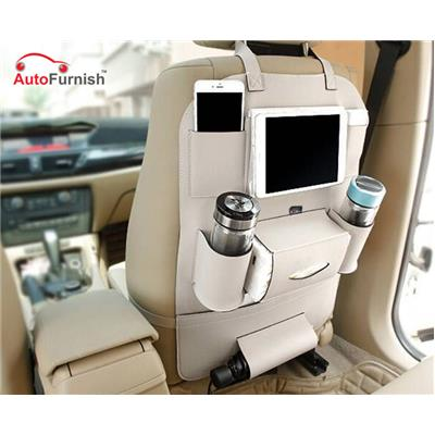 Autofurnish 3D Car Auto Seat Back Multi Pocket Storage Bag Organizer Holder Hanger Accessory Paytm Mall Rs. 540.00