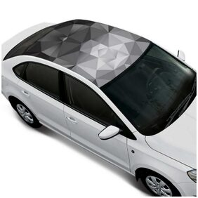Car body sticker wrap Roof Vinyl Universal Styling Accessories Autographix