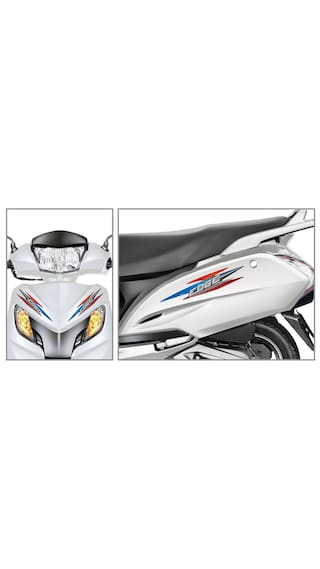 Scooter universal sticker graphic decal accessories edge autographix
