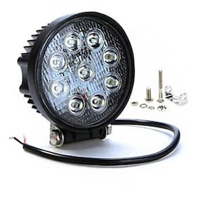 cf49e64adcc Autosky Led Car Aux Fog Light Assembly Round For Ford Eeco