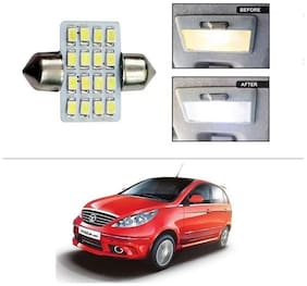 AutoStark 16 SMD LED 31mm Dome / Roof Light White -Tata Vista Tech