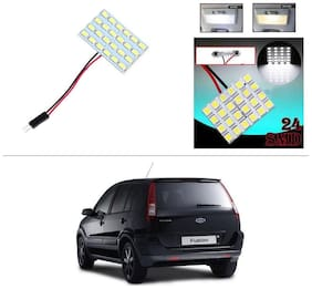 AutoStark 24 SMD White LED Lamp Car Dome Ceiling Roof Interior Reading Light-Ford Fusion