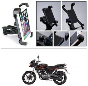 AutoStark Bike Mobile  Holder 360 ° Rotation (Bikes/Handle Mounted) For Bajaj Pulsar