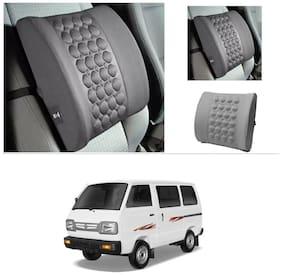 AutoStark Car Seat Vibrating Massage Cushion Grey-Maruti Suzuki Omni (Maruti Van)