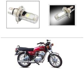 AutoStark H4 Bulb Double Side High Power low and High Beam For Yamaha RX 100