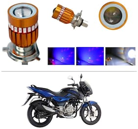 AutoStark High Quality H4 Bike Led Head Light Multi For Bajaj Pulsar 150