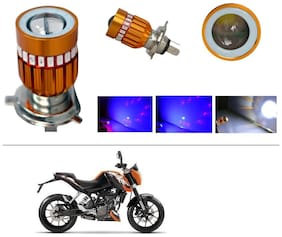 AutoStark High Quality H4 Bike Led Head Light Multi For KTM Duke 200