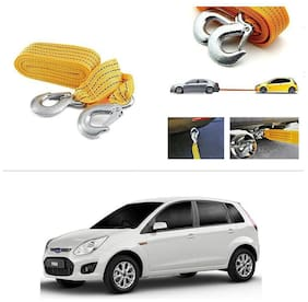 AutoStark Long & Strong Heavy Duty Car Tow Cable 3 Ton rescue rope for Ford Figo