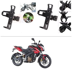 AutoStark Motorcycle Bicycle Beverage Water Bottle/ Can Cage Drink Cup Holder For Bajaj Pulsar 200 NS DTS-i
