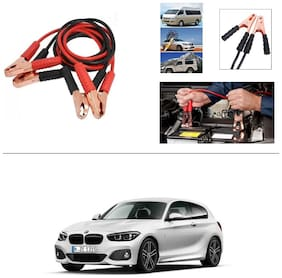 AutoStark Premium Quality Car 500A Heavy Duty Copper Core Tangle Booster 7.5 Ft Battery Jumper Cable for BMW 1 Series