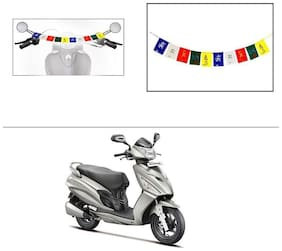 AutoStark Small Size Motorycle Ladakh Prayer Flags Tibet Prayer Flags For Hero Maestro